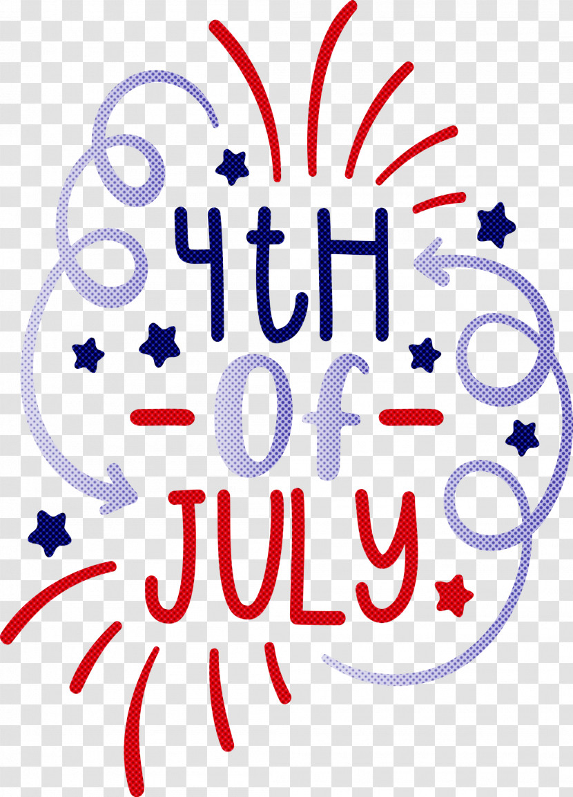 4th Of July Transparent PNG