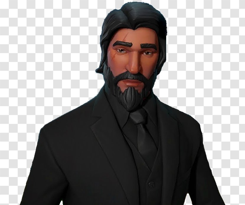 Ninja Fortnite Battle Royale John Wick Game Formal Wear Transparent Png