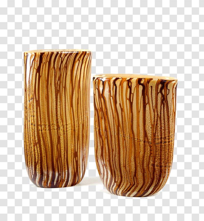 Vase Murrine Glass Material Catalog Transparent PNG