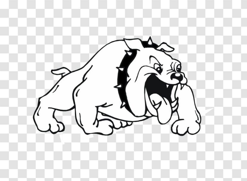 West York Area School District High Bulldog - Heart Transparent PNG