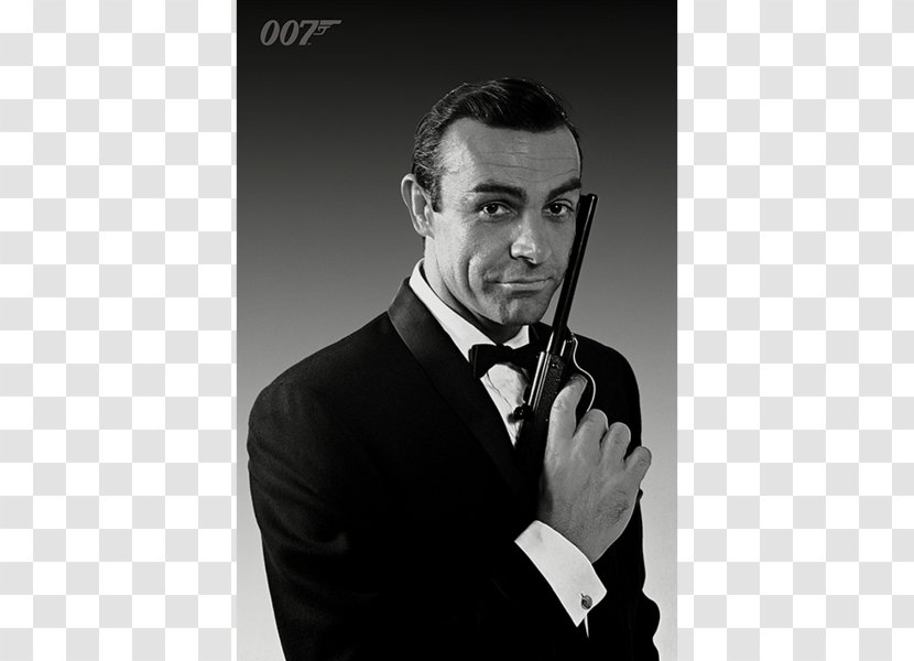 Sean Connery James Bond 007 From Russia With Love Dr No Gun Barrel Sequence Formal Wear