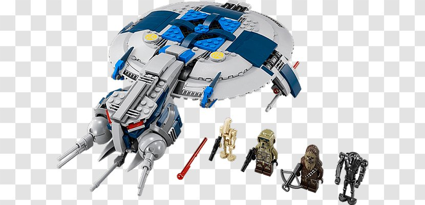 Lego Star Wars Battle Droid Chewbacca Episode Iii Revenge Of The Sith Transparent Png