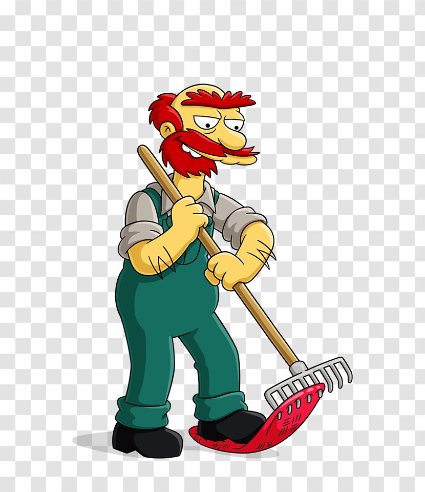 Groundskeeper Willie The Simpsons Tapped Out Ned Flanders Reverend Lovejoy Ralph Wiggum Edna Krabappel Simpsons Movie