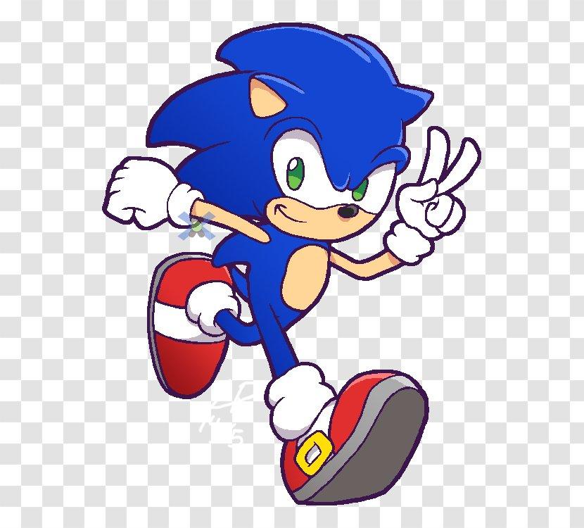 Sonic The Hedgehog Digital Art Deviantart Artist Work Of Transparent Png