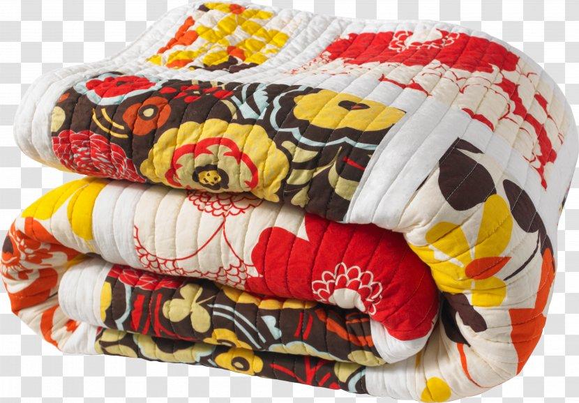 Textile Blanket Плед Quilt Clip Art Transparent PNG