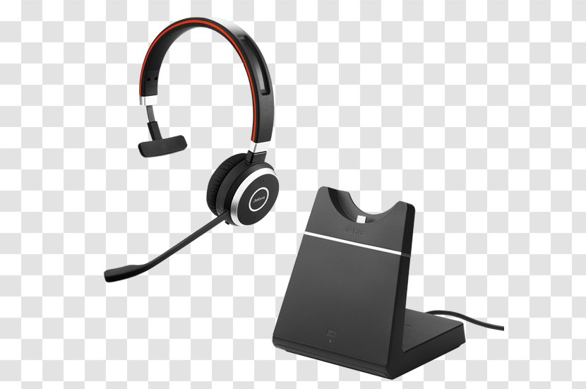 Jabra Evolve 65 Stereo Xbox 360 Wireless Headset Microphone Series Transparent Png