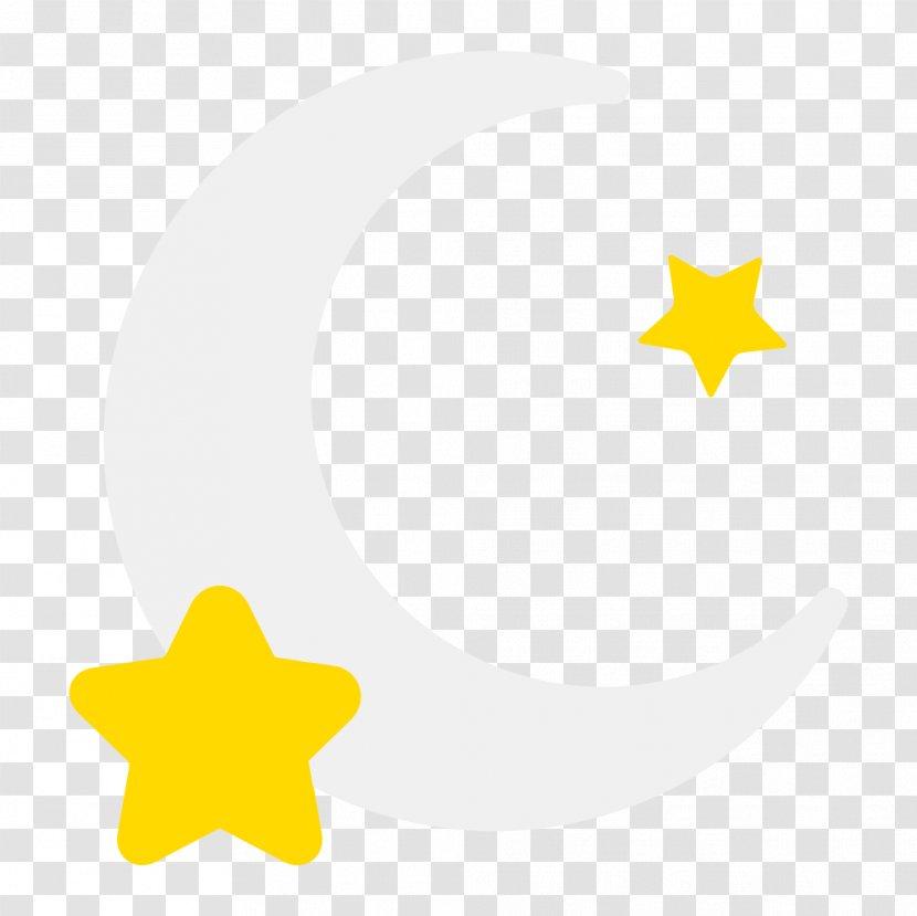 Moon And Stars Sky - Download Free Vectors, Clipart Graphics & Vector Art