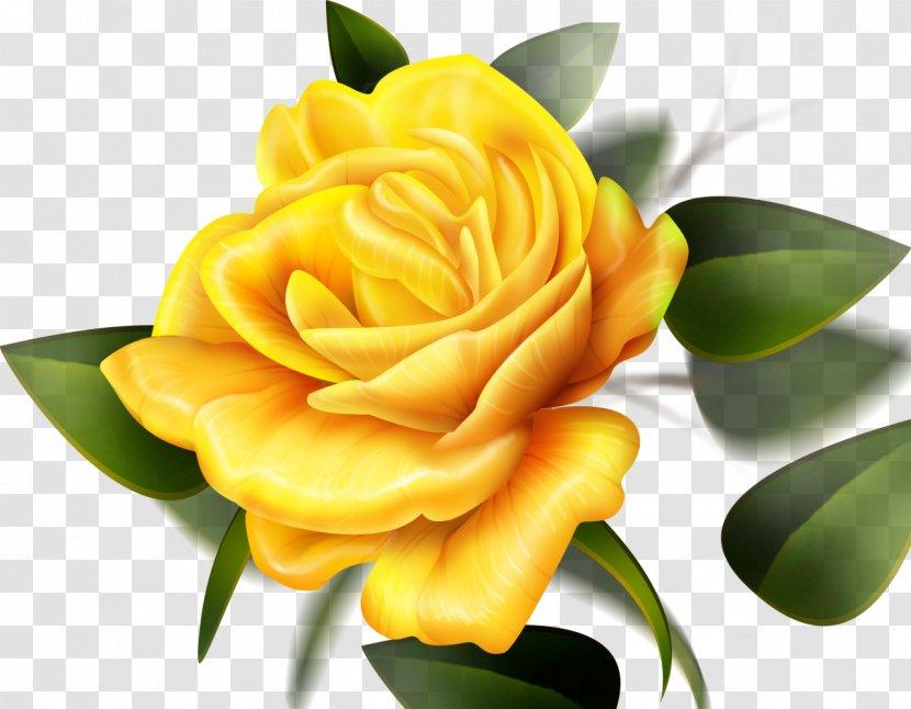 Rose Yellow Flower Desktop Wallpaper Color Mobile Phones Lily Transparent Png