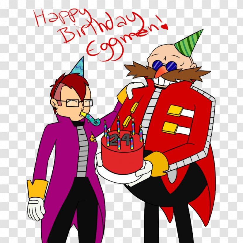 Doctor Eggman Sonic The Hedgehog Fan Art Christmas Character