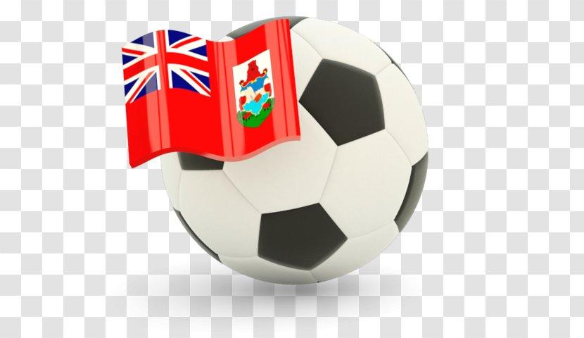 Flag Football Of Bangladesh - Pallone Transparent PNG