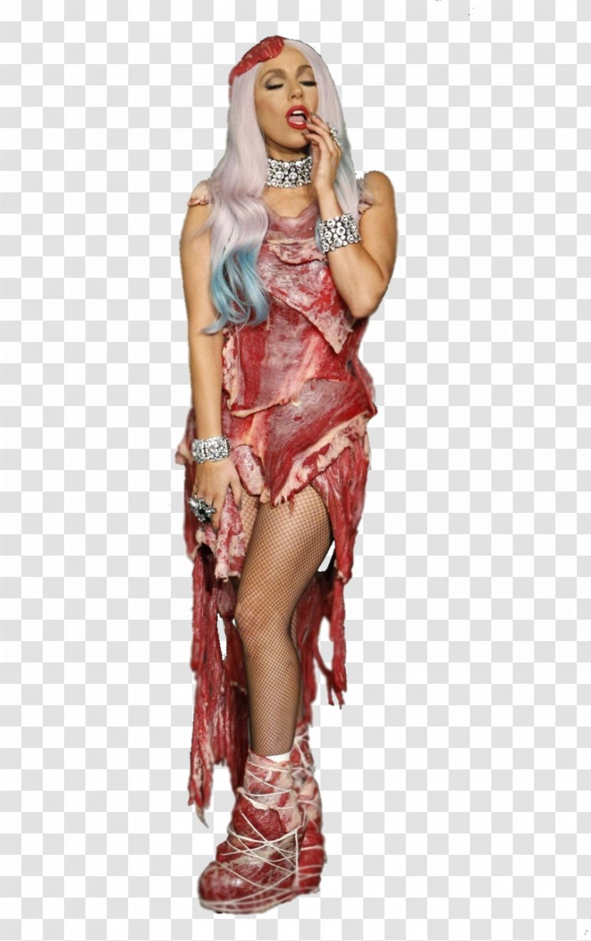 Lady Gaga S Meat Dress The Fame Christmas Tree Clip Art Watching Clipart Transparent Png