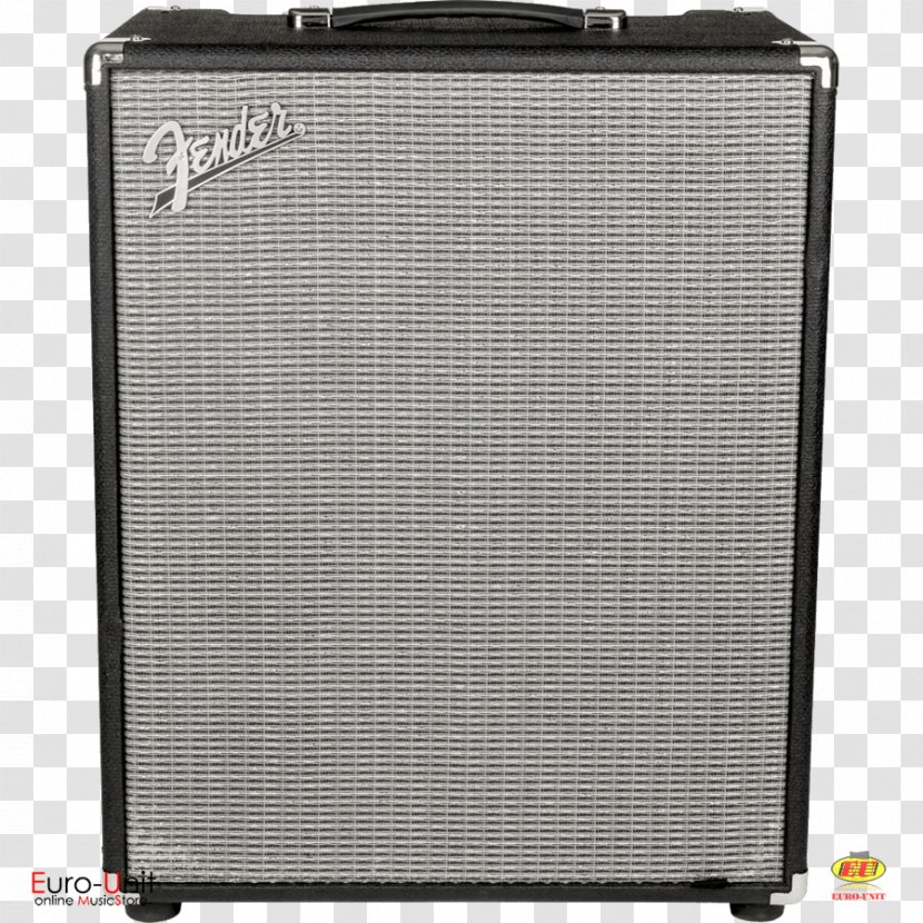 Guitar Amplifier Bass Fender Rumble 500 V3 Double - Tree Transparent PNG