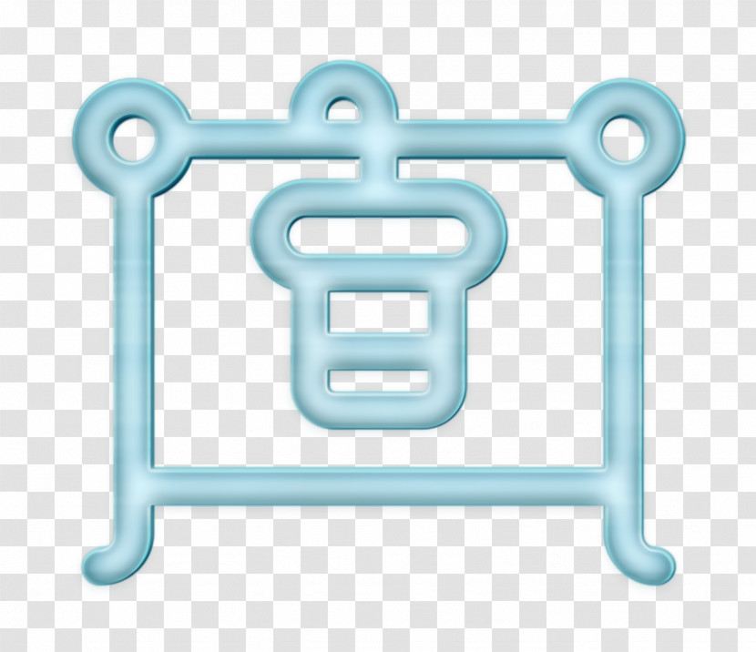 Hanger Icon Furniture And Household Icon Home Decoration Icon Transparent PNG