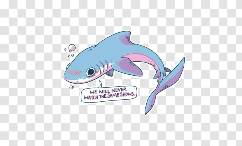 Great White Shark Drawing Cuteness Image Fauna Transparent Png