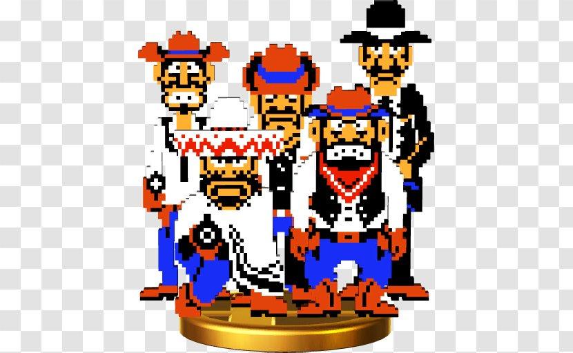 Mario Bros Super Smash For Nintendo 3ds And Wii U Wild Gunman Duck Hunt Nes Zapper