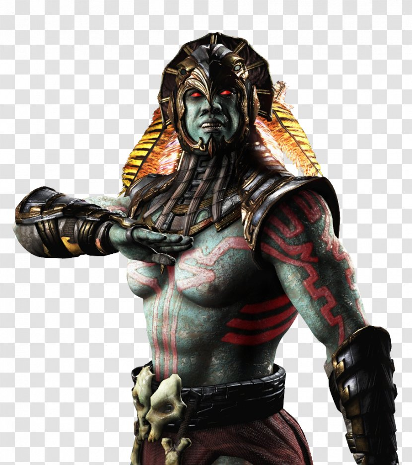 Mortal Kombat X Shao Kahn Sub Zero Mileena Kitana Raiden