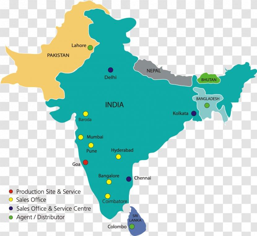 India Sri Lanka Blank Map Southeast Asia Transparent Png