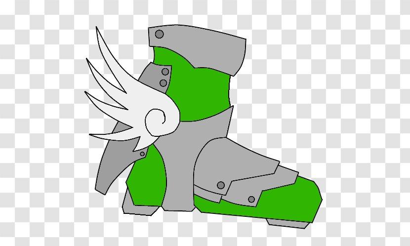 Clip Art Cowboy Boot Openclipart Terraria Shoe Terra Nova Transparent Png
