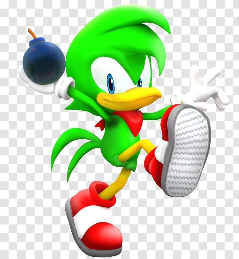 Sonic Lost World Bean The Dynamite Wiki Clip Art Hedgehog Pictures Transparent Png