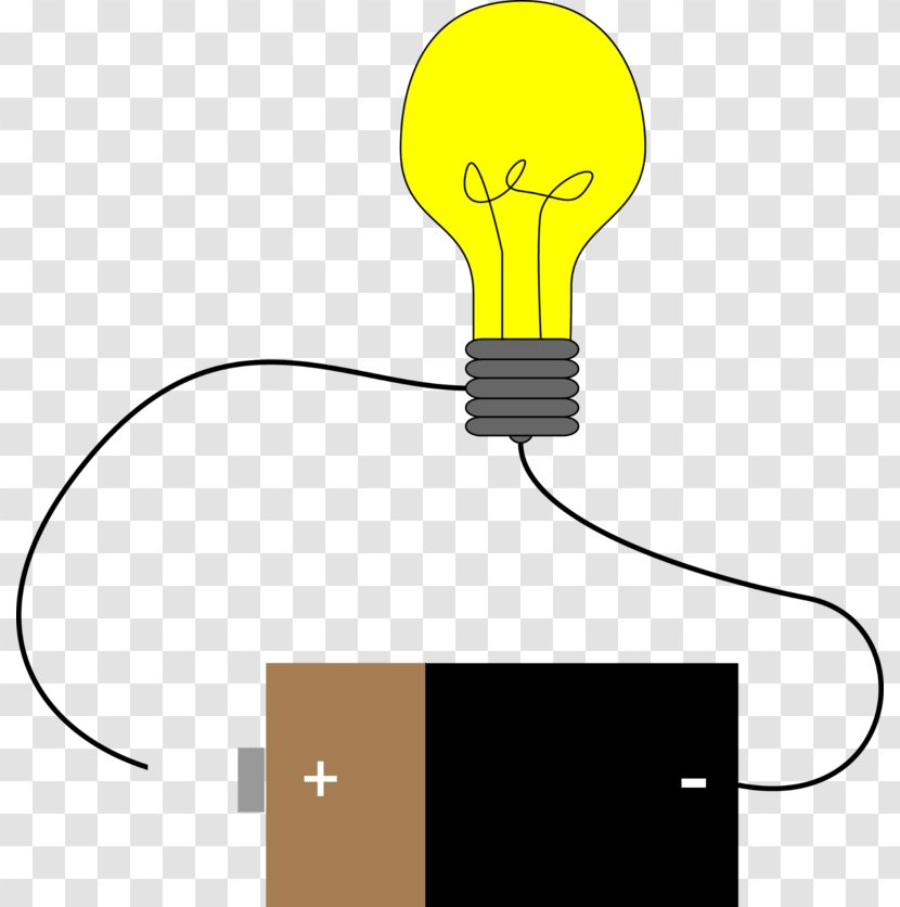 Incandescent Light Bulb Electrical Network Circuit Diagram Wiring Wires Cable Scientific Transparent Png