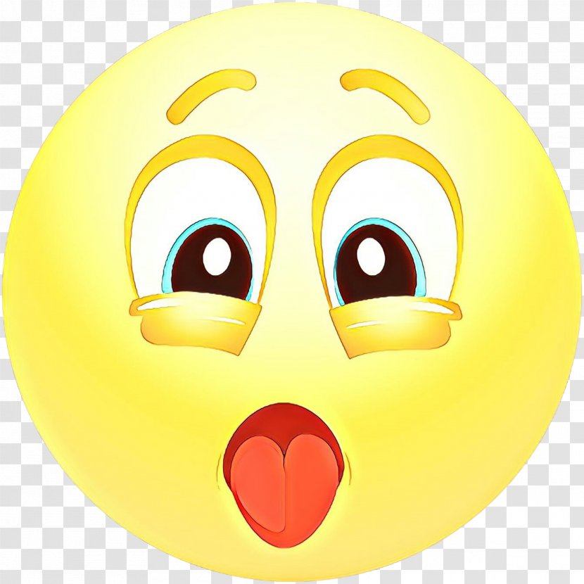 Smiley Face Background Comedy Heart Transparent Png