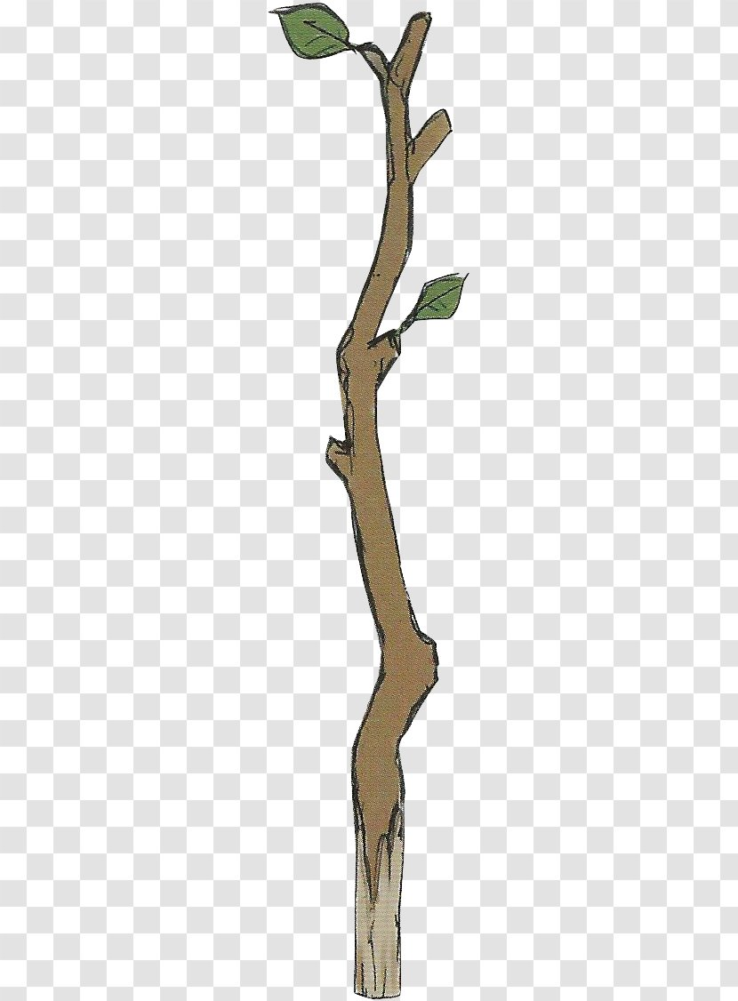 Branch Tree Twig Clip Art Plant Cartoon Transparent Png