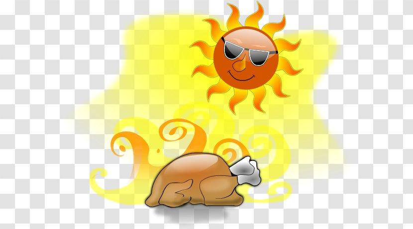 Royalty-free Cartoon Clip Art - Drawing - Summer Vacantion Sun Vector  Clipart Transparent PNG