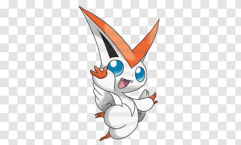 Victini Pikachu Pokemon Black & White Pokémon X And Y Transparent PNG