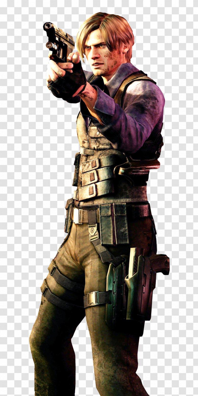 Resident Evil 6 4 Evil The Darkside Chronicles Leon S Kennedy