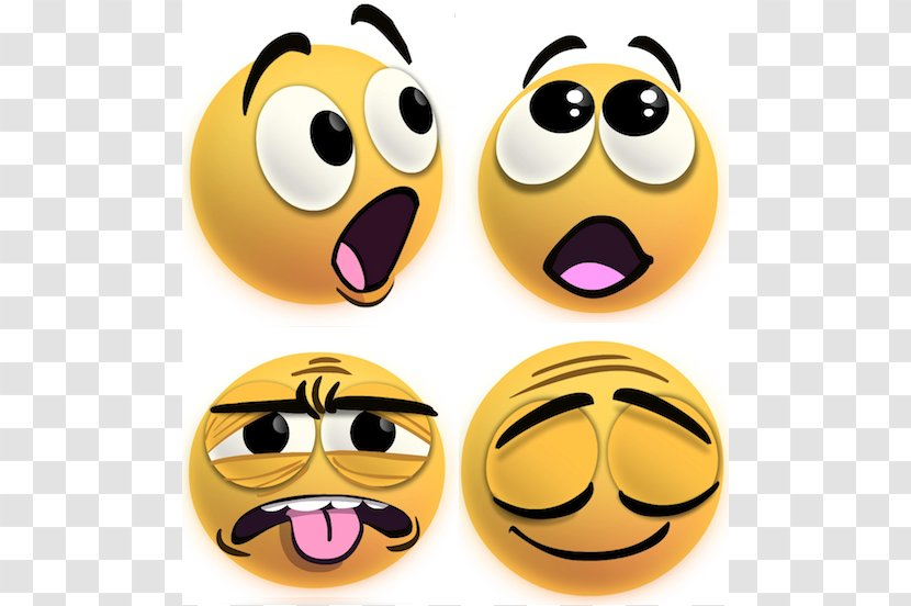 Facebook Messenger Sticker Emoticon Smiley Yellow Moving Emoticons Transparent Png