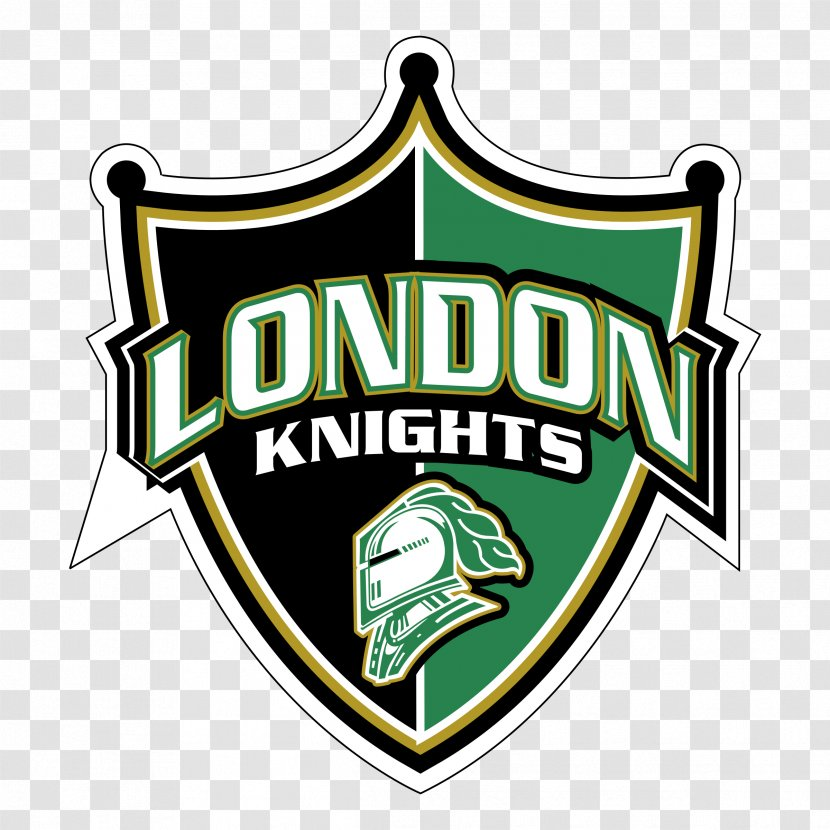 London Knights Logo Ontario Hockey League Emblem Sports Text Leicester City Transparent Png