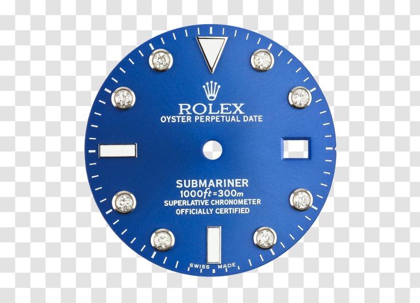Rolex Submariner Sea Dweller Datejust GMT Master II - Custom Markers Transparent PNG