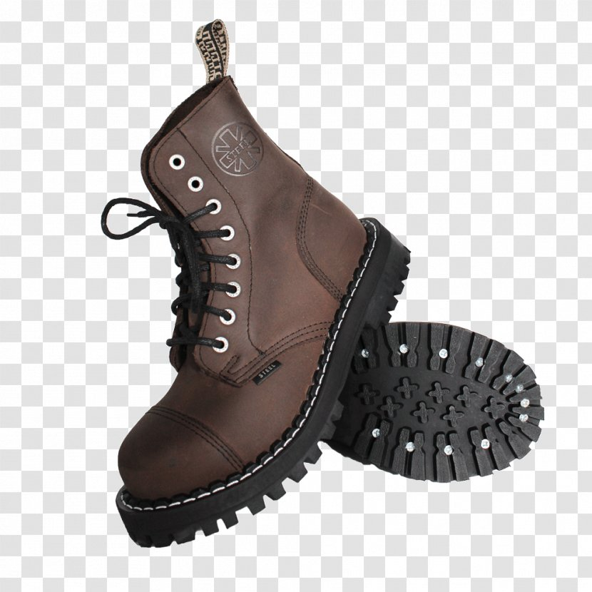 Steel-toe Boot Shoe Walking Transparent PNG