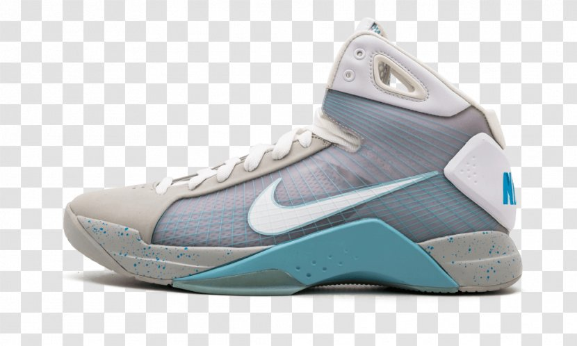Montaña idioma Habubu  Nike Mag Marty McFly Sneakers Back To The Future - Cross Training Shoe  Transparent PNG