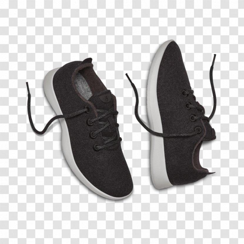 Allbirds Merino Black Shoe Grey