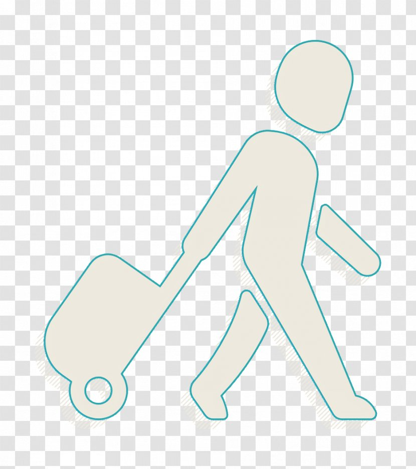 Travel Icon Gesture Symbol Transparent Png