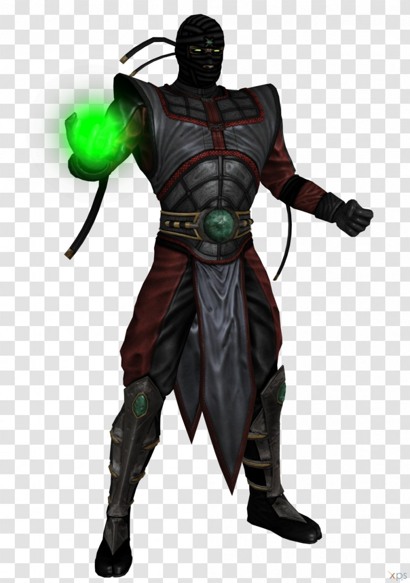 Mortal Kombat X Sub Zero Reptile Trilogy Armour Transparent Png