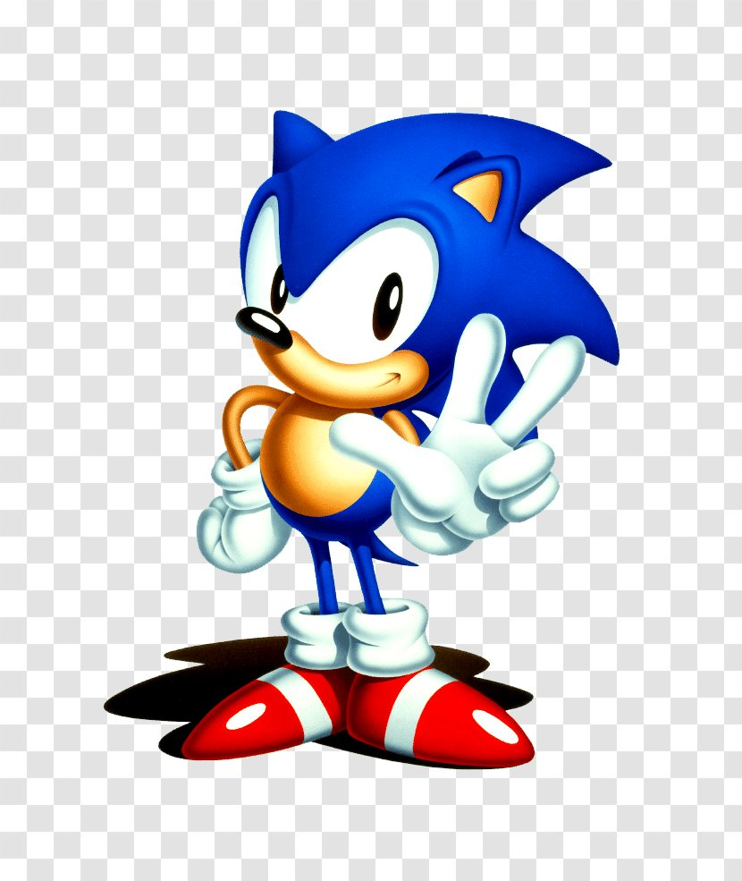 Sonic The Hedgehog 2 3 Mania Classic Collection Vertebrate Design Chili Transparent Png