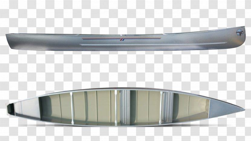 Canoe Grumman Sport Boat Stern Outboard Motor - Kayaking - Paddle Transparent PNG