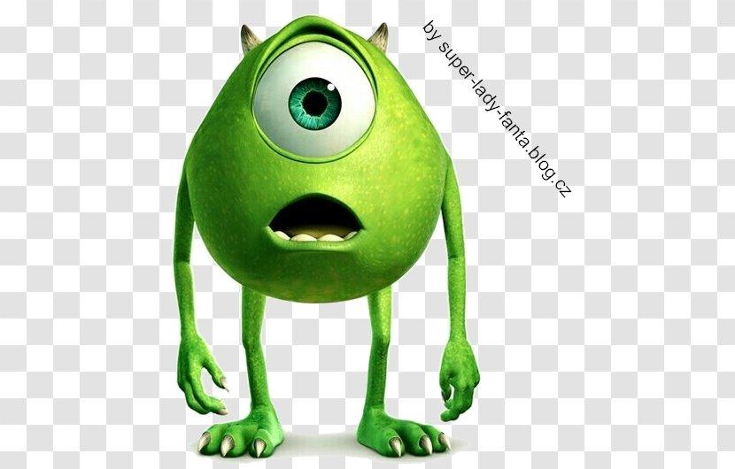Mike Wazowski James P Sullivan Roz Monsters Inc Fictional Character Wazowsk Transparent Png