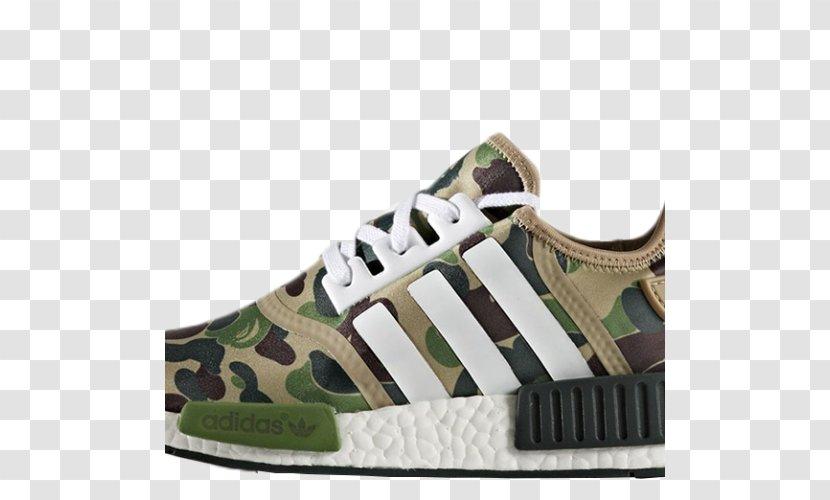 Adidas NMD R1 Bape Sports Shoes Nike - Originals Nmd Transparent PNG