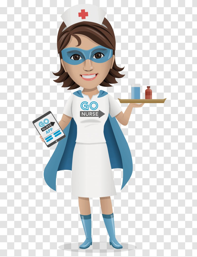 Nursing Agency Registered Nurse Home Care Health Cartoon Mascot Transparent Png
