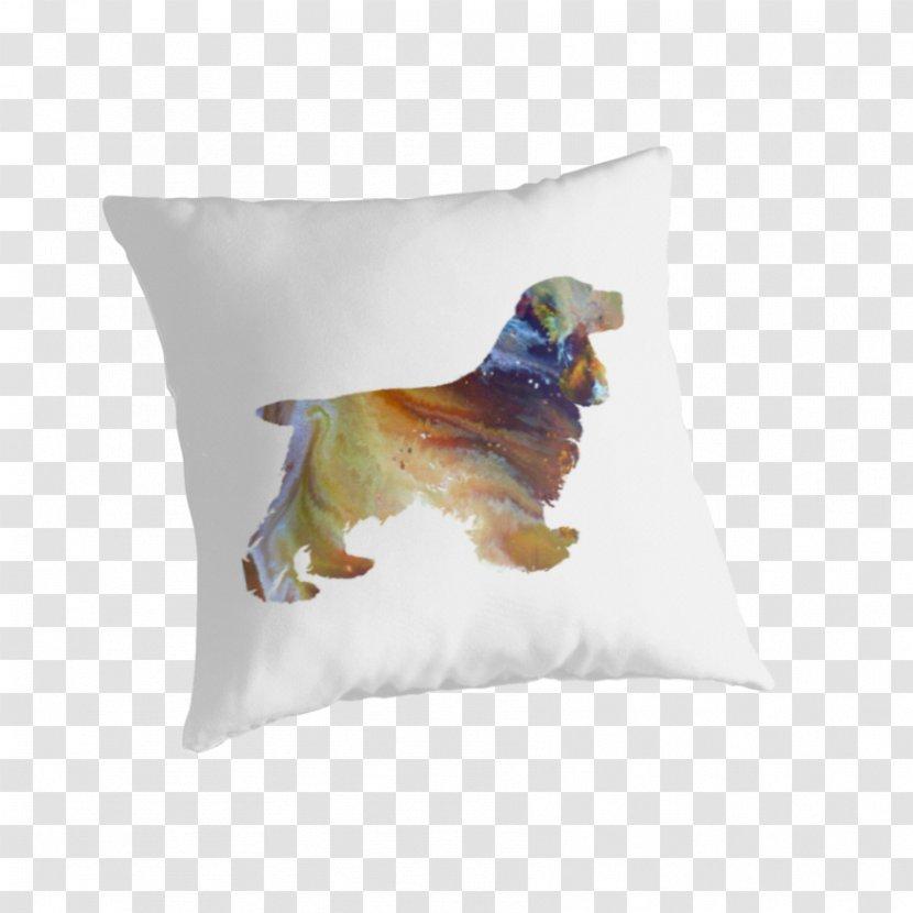 Sporting Group English Cocker Spaniel Cushion Throw Pillows - Laptop - Pillow Transparent PNG