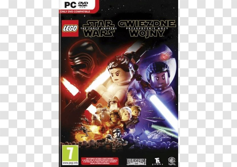 Lego Star Wars The Force Awakens Video Game Wars Iii Clone Xbox 360 Ii Original Trilogy