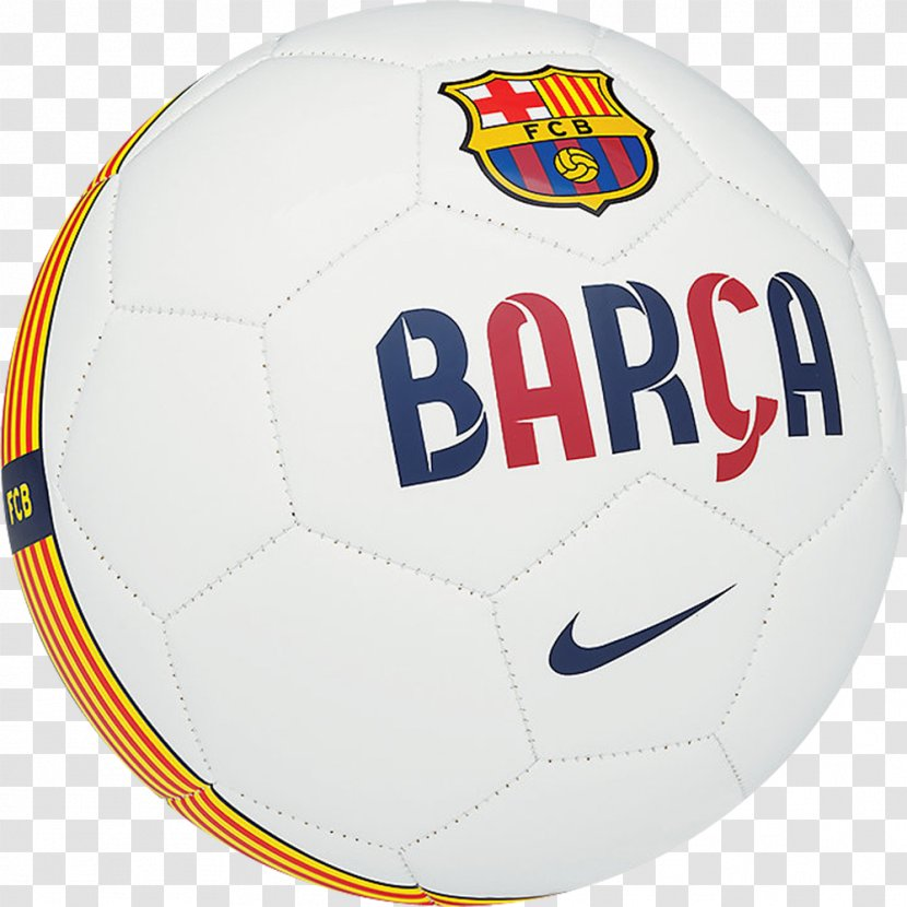 Football Fc Barcelona Adidas Nike Ball Transparent Png
