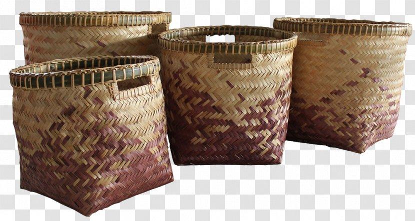 Basket Transparent PNG