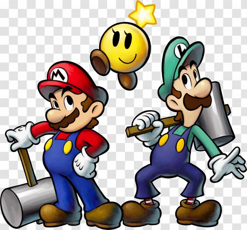 Mario Luigi Superstar Saga Bowser S Inside Story Partners In