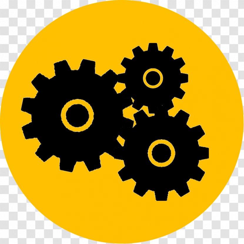 Gear Circle Clip Art - Pinion - Website Maintenance Transparent PNG