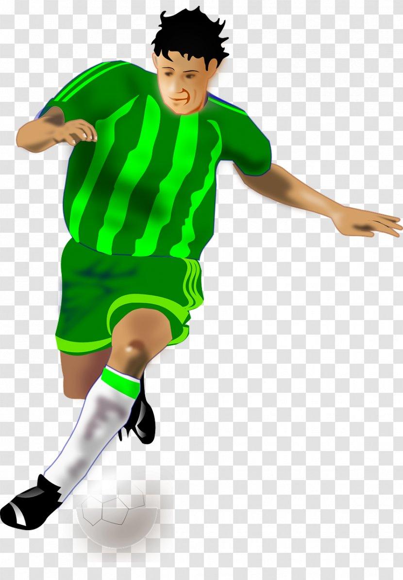 Football Player Clip Art Transparent PNG