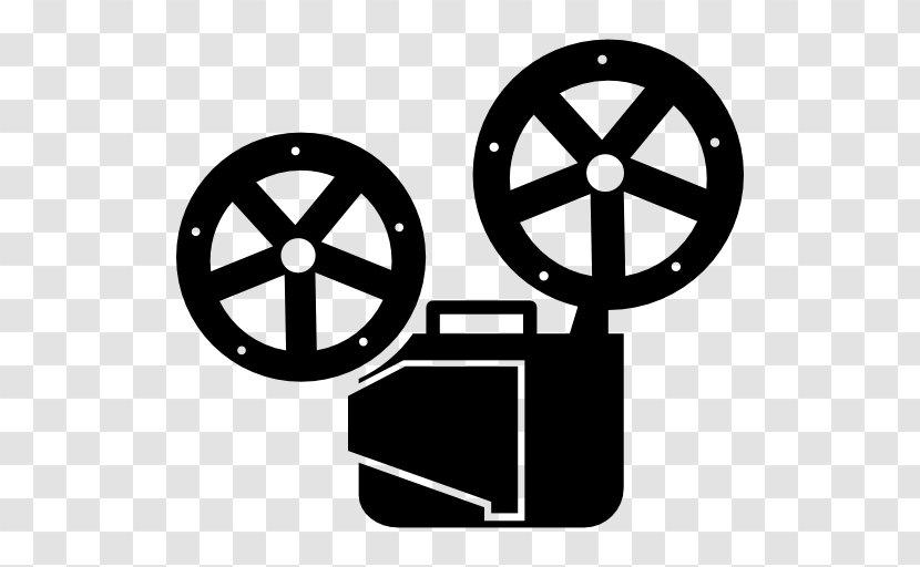 Film Reel Cinema - Cinematography - Cine Transparent PNG